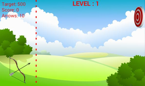 Archery with Moving Target apk screenshot