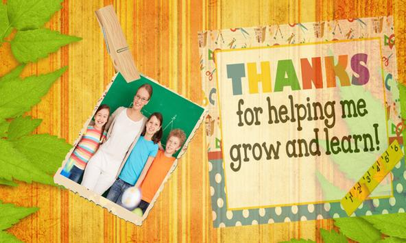 Teachers Day Photo Frames APK Download - Free Photography APP for ...