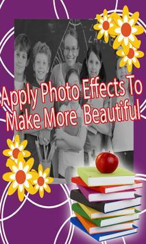 Teachers Day Photo Frames apk screenshot