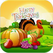 Thanksgiving Greeting Cards icon