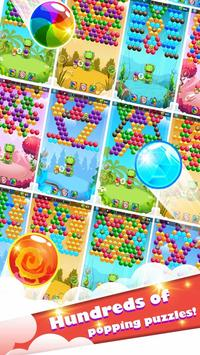 Bubble Shooter : Dino Rescue apk screenshot