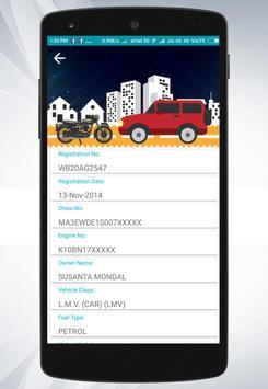 Vehicle Information India screenshot 4