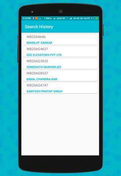 Vehicle Information India screenshot 5