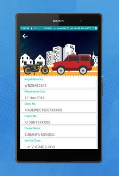 Vehicle Information India screenshot 6