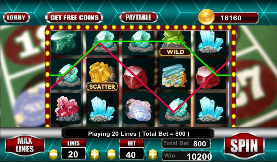 A Story About A Casino - Babasiga Slot Machine