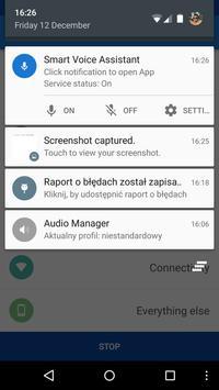 Smart Voice Assistant تصوير الشاشة 1