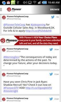Pioneer Cellular screenshot 2
