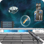 Objects Shooter in Space 3D icon