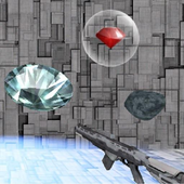 Stones Firing 3D: Rock Shooter icon