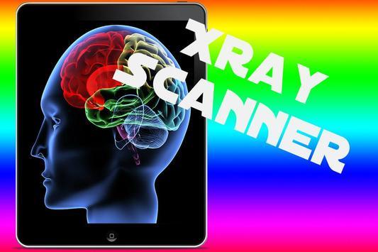 Xray Scanner Prank poster