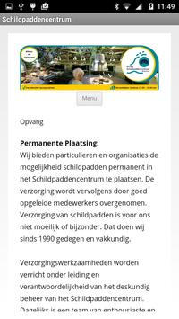 Schildpaddencentrum apk screenshot