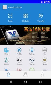 VeltWorld screenshot 1