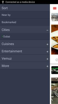Dubai Restaurants apk screenshot