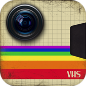 Retro VHS icon