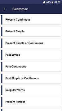 تعلم اللغة الانجليزية بإتقان - الانجليزية ببساطة apk screenshot