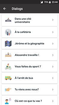 تعلم اللغة الفرنسية بإتقان - الفرنسية ببساطة screenshot 4