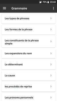 تعلم اللغة الفرنسية بإتقان - الفرنسية ببساطة screenshot 5