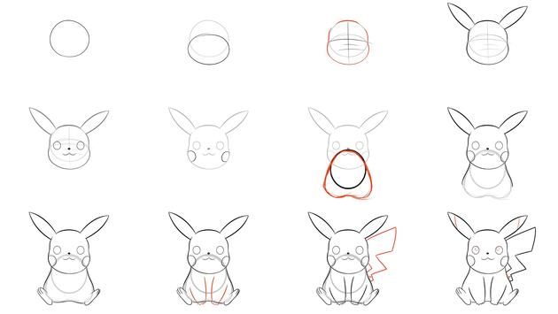 How to Draw Pokemon Easy Pro poster
