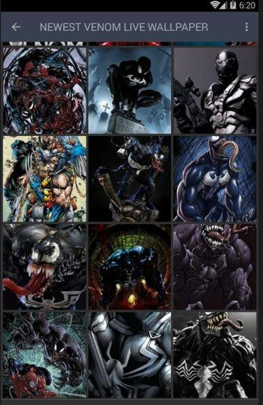 Venom 2018 Live Wallpaper For Android Apk Download