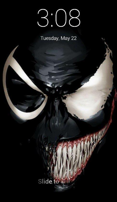Venom Lock Screen for Android - APK Download