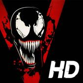 HD Wallpaper Venom-2018 Movie icon