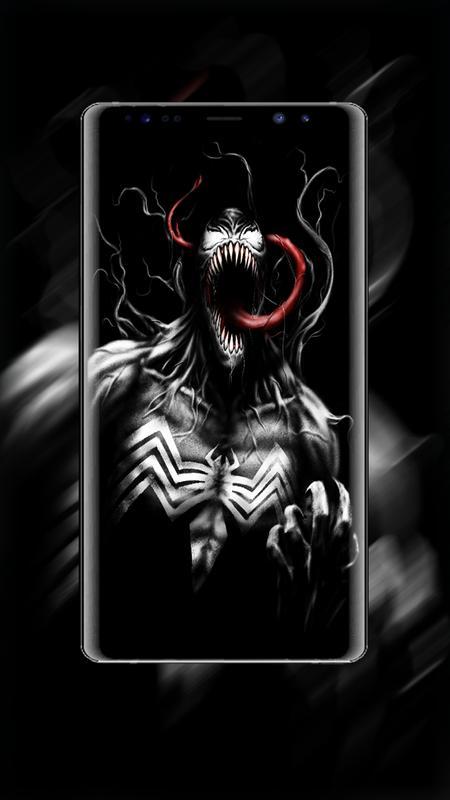 Venom Wallpaper Hd 4k Pour Android Téléchargez Lapk