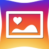 Square Pic - Filters, Stickers & Blur Background أيقونة