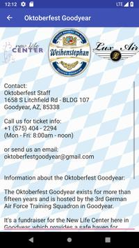 Oktoberfest Goodyear screenshot 4