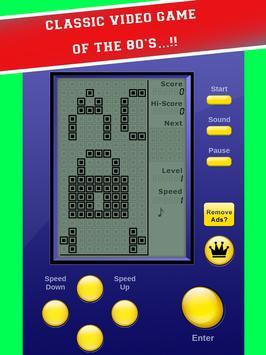 Retro Rush: Brick Games poster