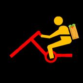 Vendedor de burritos icon