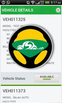 VehicleST Vendor poster