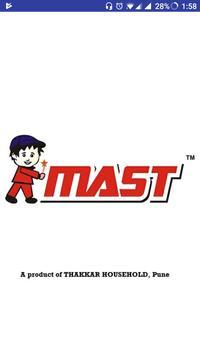 Mast Sales Management poster
