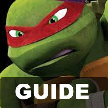 Guide Mutant Ninja Turtles poster