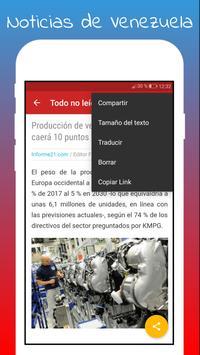 Venezuela Best News screenshot 3