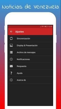 Venezuela Best News screenshot 5