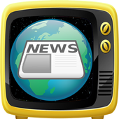 World news daily icon