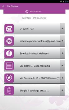 Estetica Glamour Wellness screenshot 4