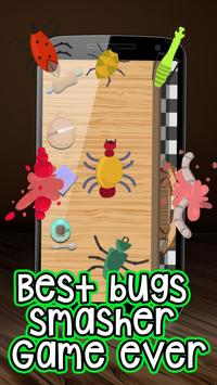 Bugs Smasher Plus screenshot 1