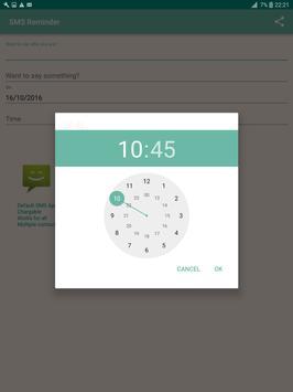 Send Reminder apk screenshot