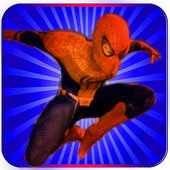 Adventure Spider Battle Heroes City icon