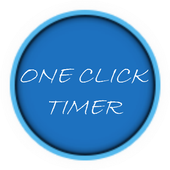 One Click Timer & Stopwatch icon