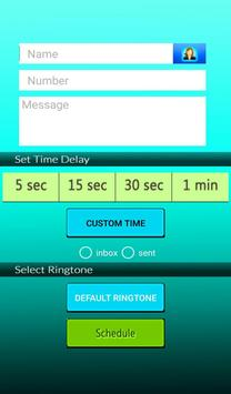 Fake Call apk screenshot