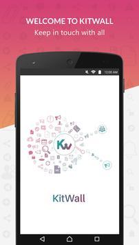 KitWall poster