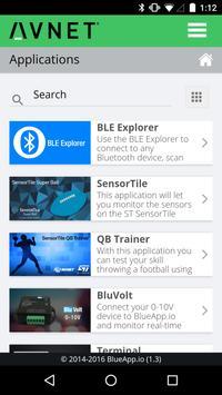 Avnet Things apk screenshot