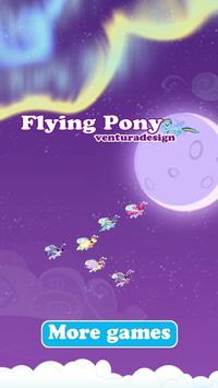 Flying Ponys Breezies poster