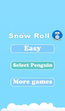Snow Roll poster