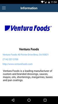 Ventura Foods Mobile apk screenshot