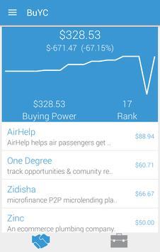 BuYC apk screenshot