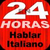 Icona En 24 Horas Aprender Italiano
