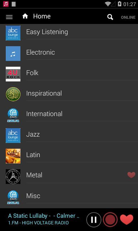 Radio Offline Apps
